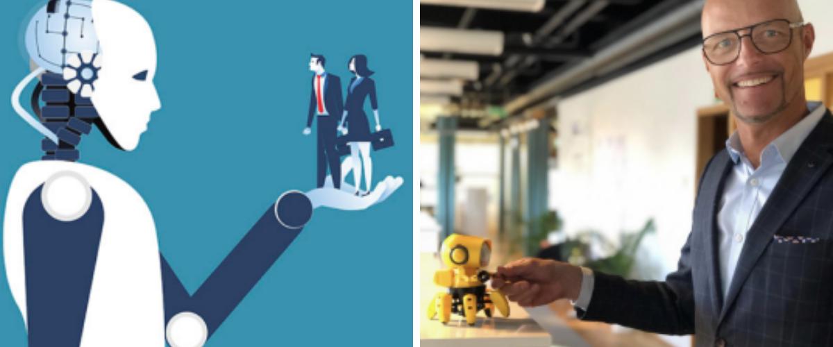 Afterwork med tema AI och tillväxt Sevenco